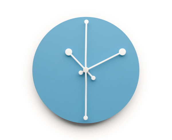 alessi launches new range of wall clocks design milk. Black Bedroom Furniture Sets. Home Design Ideas