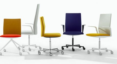 Kinesit: A Customizable Task Chair from Arper