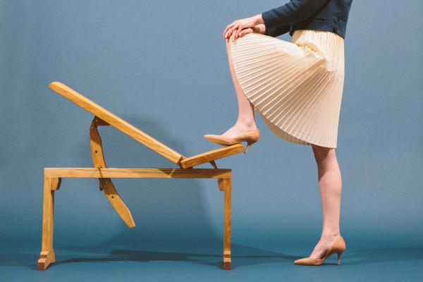 A Former Boatbuilder Dives Into Furniture Design