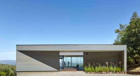 Box on the Rock Residence by Schwartz and Architecture