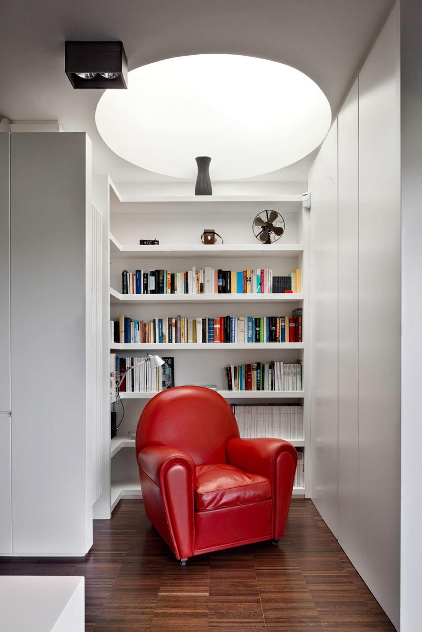 casa roma penthouse westway architects 4 design milk