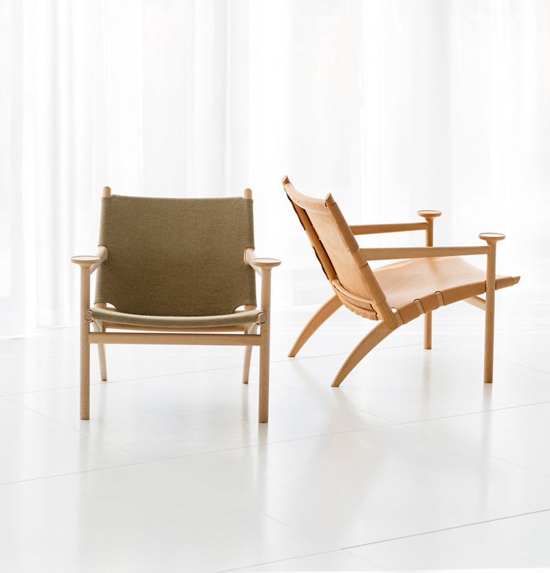 Hedwig: A Chair to Honor the Designer's Wife