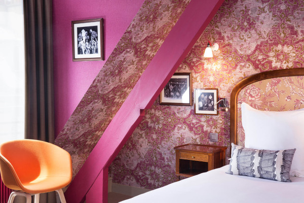 Hotel Josephine Rue Blanche