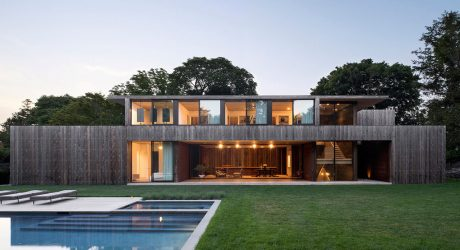 An Amagansett Home That Focuses on Acoustics