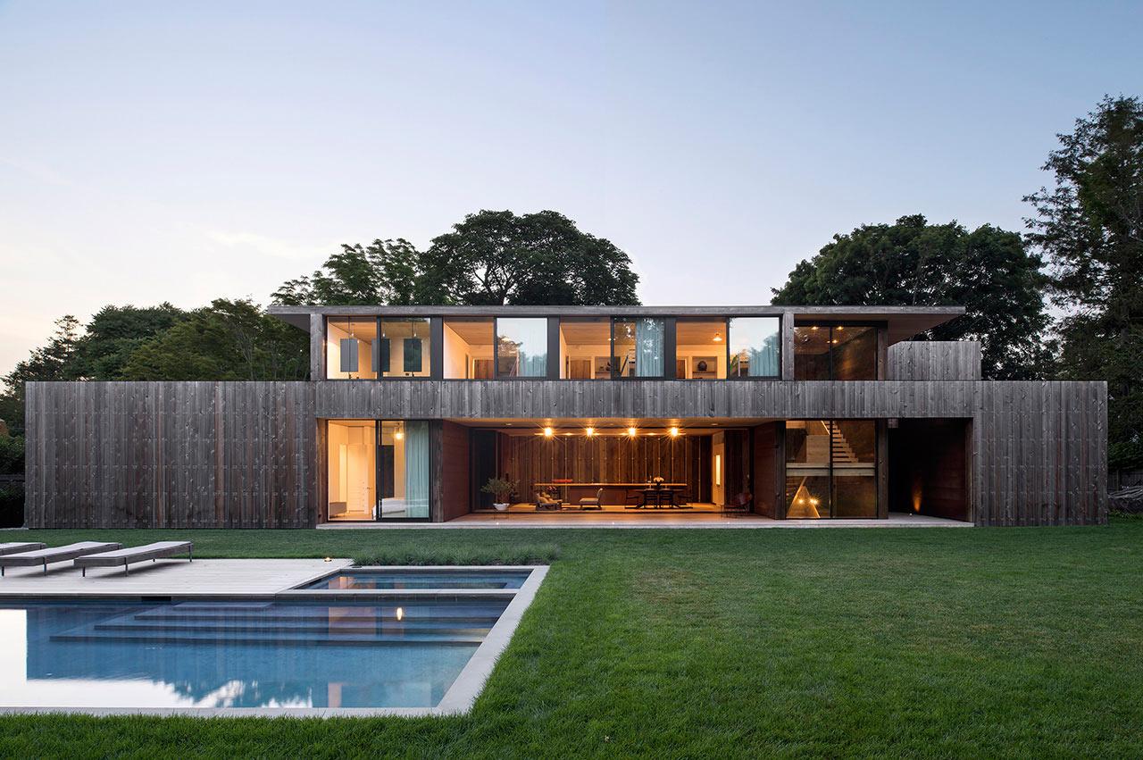 An Amagansett Home That Focuses on Acoustics
