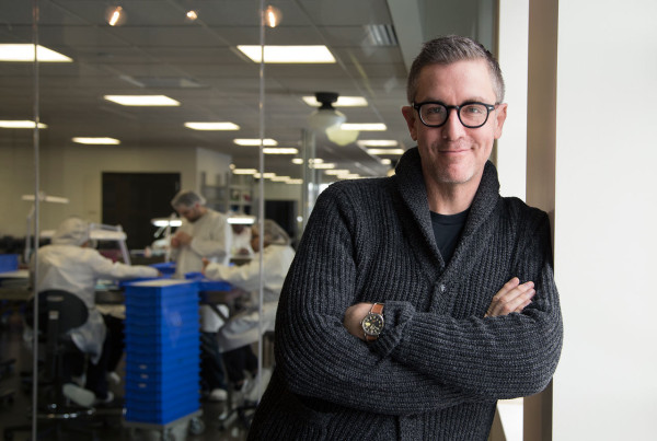 Friday Five with Daniel Caudill of Shinola