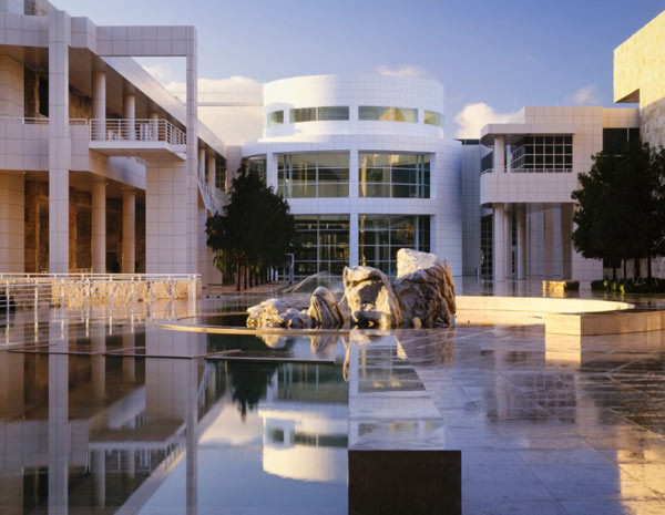 Photo courtesy of Richard Meier
