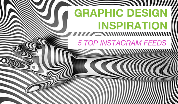 Graphic Design Inspiration on Instagram - Design Milk