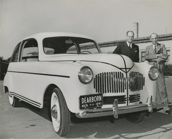 Ford-Soybean-Car