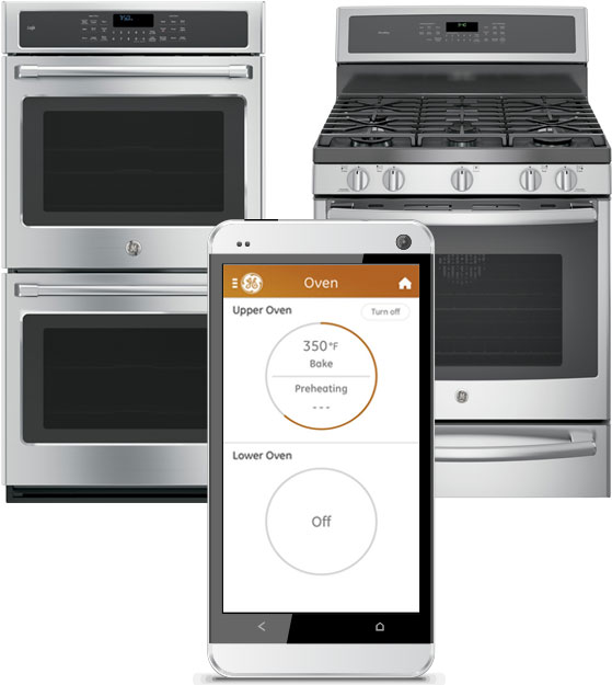 GE WiFi Connect-Oven