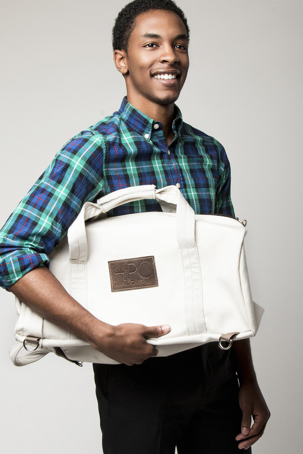 Modern, Stylish Bags Made From Recycled Bottles