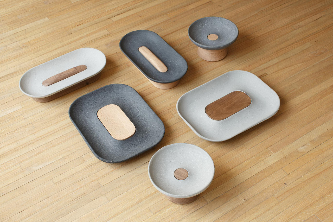 Concrete Accessories by LaSelva for Más