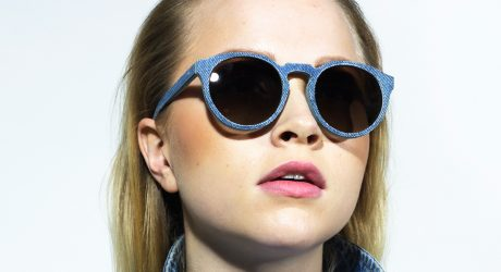 Mosevic Launches Solid Denim Sunglasses