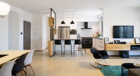 Interior Design of a New Apartment by En Design Studio