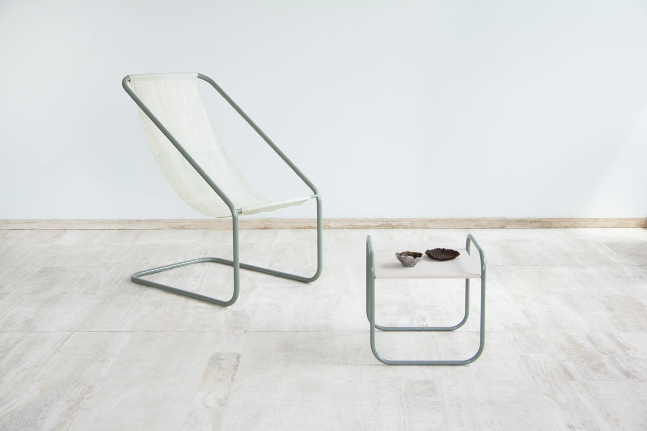 Furniture That Explores Seaweed as a Material