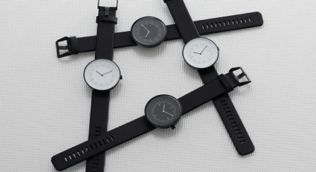 Minimalist Watches from Nomad and Samuel Wilkinson