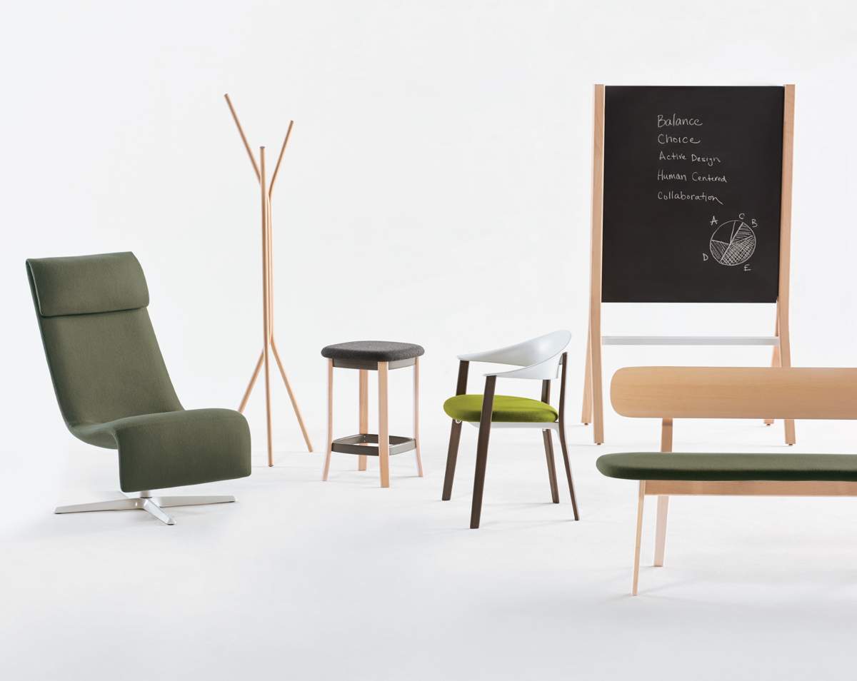 Modern Office Furniture For The Workplace Design Milk