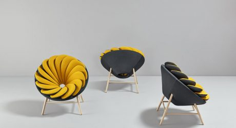 The Quetzal Armchair Flies into Missana