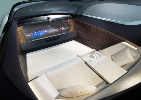 Rolls-Royce Vision Next 100-interior