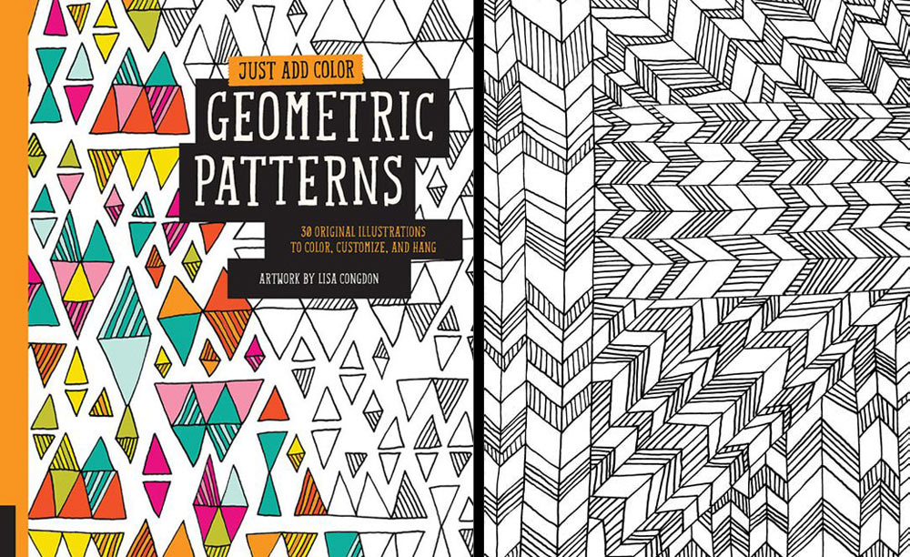 Get Coloring With These Cool Coloring Books - Design Milk