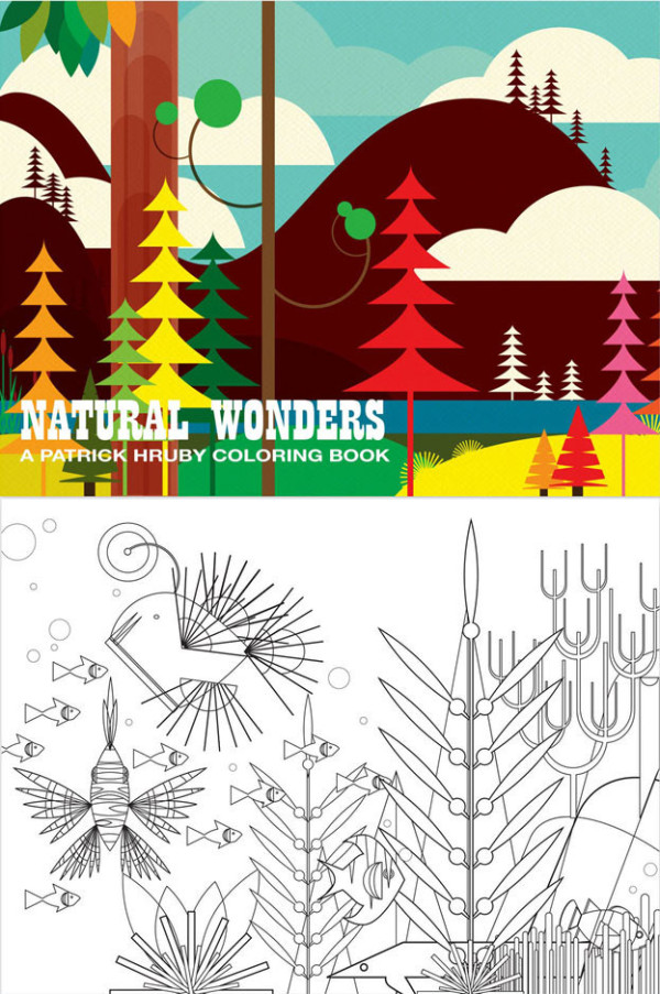 Roundup-Coloring-Book-3-Natural-Wonders-Patrick-Hruby