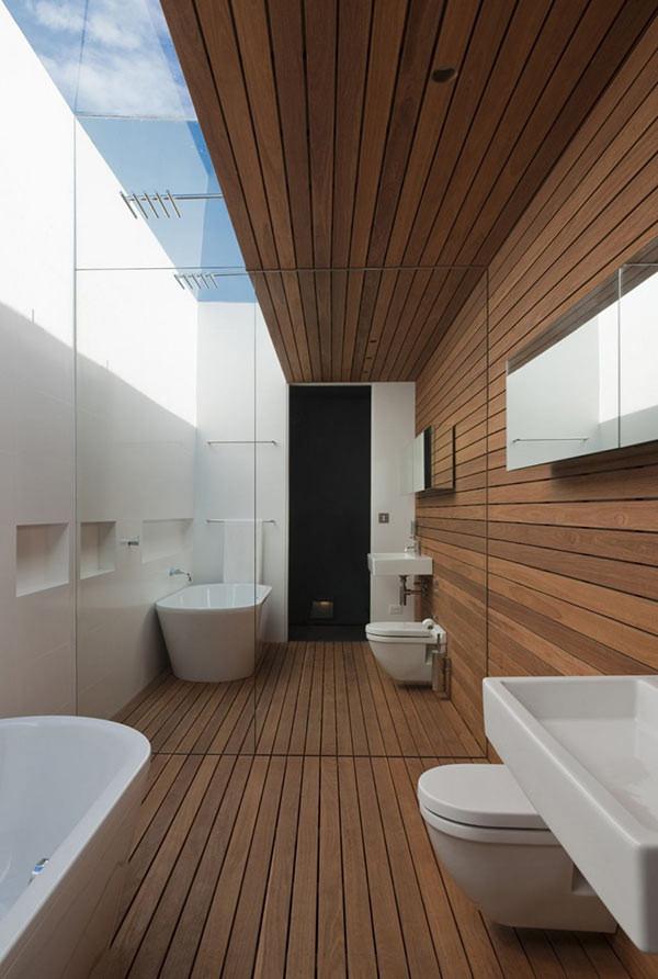 48 Minimalist Bathrooms Of Our Dreams Design Milk Delectable Bathroom Minimalist Design