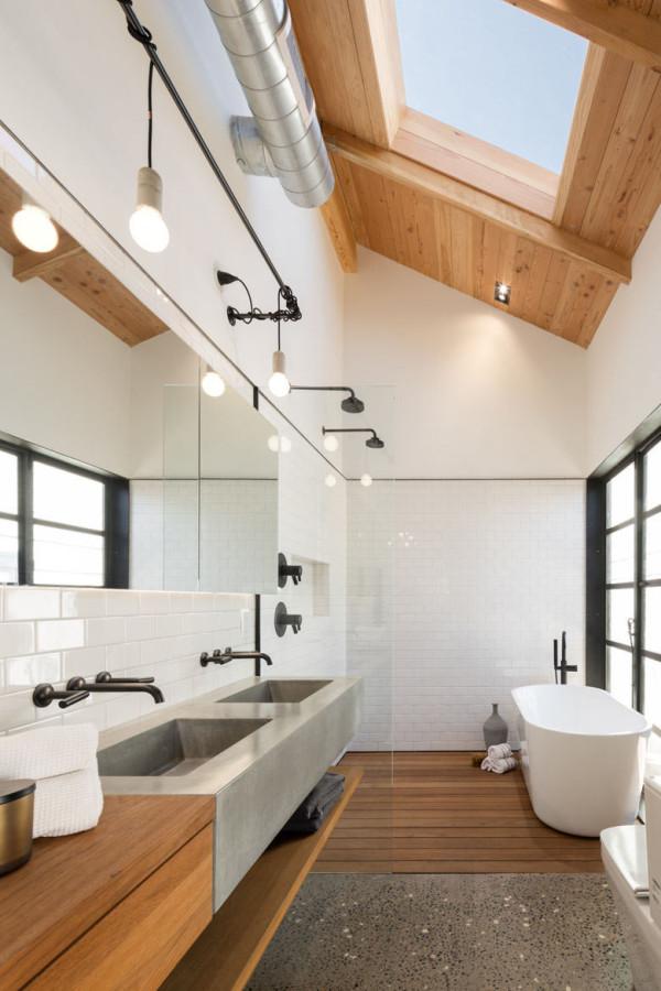 10 Minimalist Bathrooms of Our Dreams - Design Milk