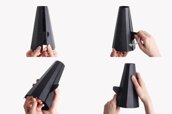 SOFTPAPER-Folding-tea-light-holder-6