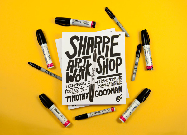 Timothy Goodman's Sharpie Book
