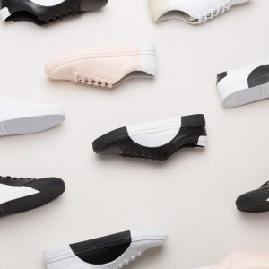 THEY: Minimalist Japanese-Inspired Sneakers With A Bauhaus Twist