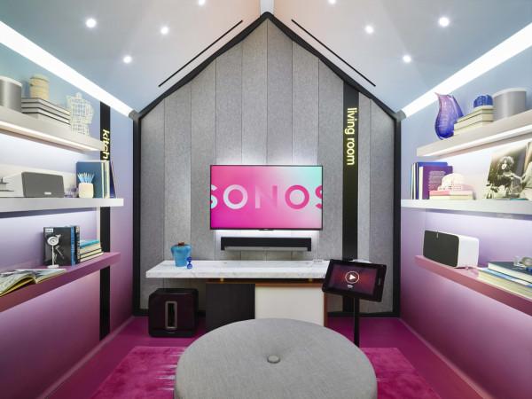Sonos Listening Room 4