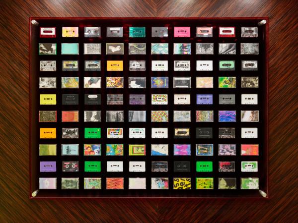 Sonos-Listening-Room-7---Thurston-Moore's-Casette-Tape-Collection