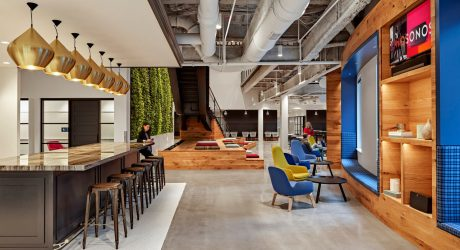 The Reinvented Boston Offices of Sonos
