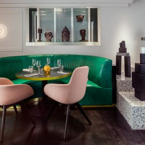 The Tom Dixon-Designed Bronte Restaurant Opens in London