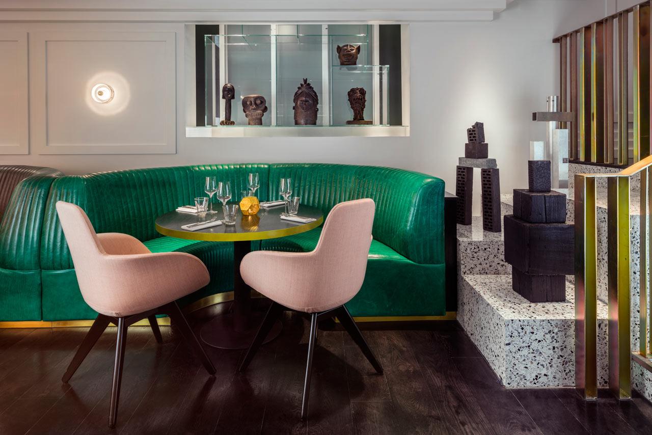 The Tom Dixon-Designed Bronte Restaurant Opens in London