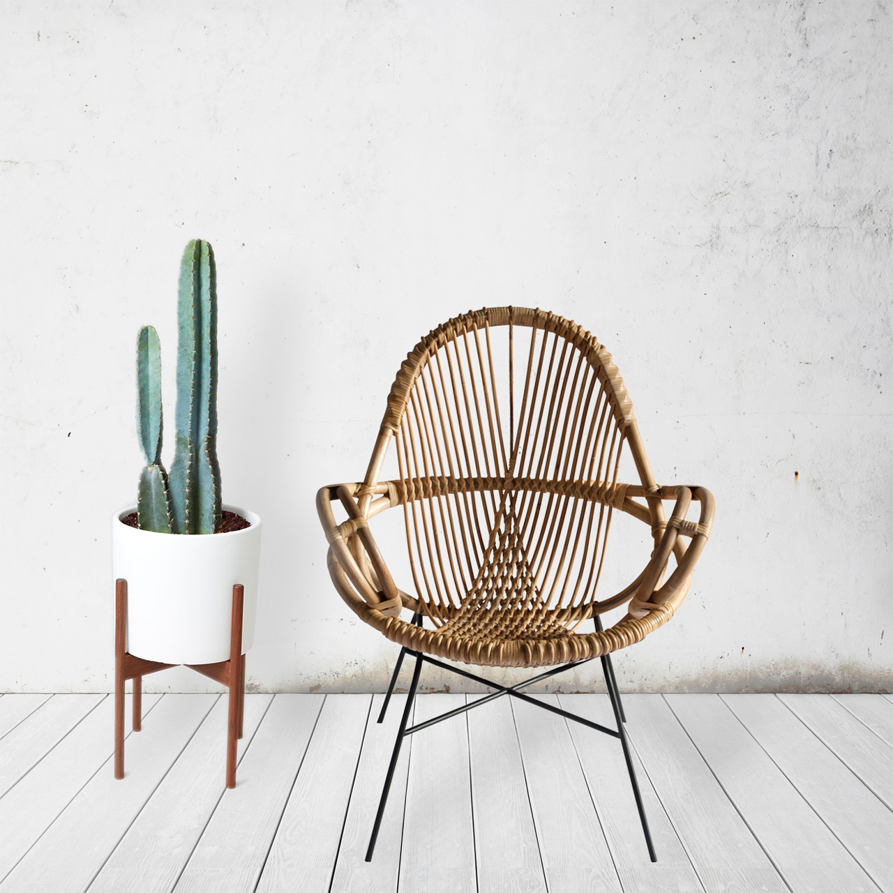 modern handwoven rattan chairs from wend design milk. Black Bedroom Furniture Sets. Home Design Ideas