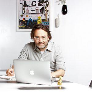 Where I Work: Chad Phillips of KWAMBIO