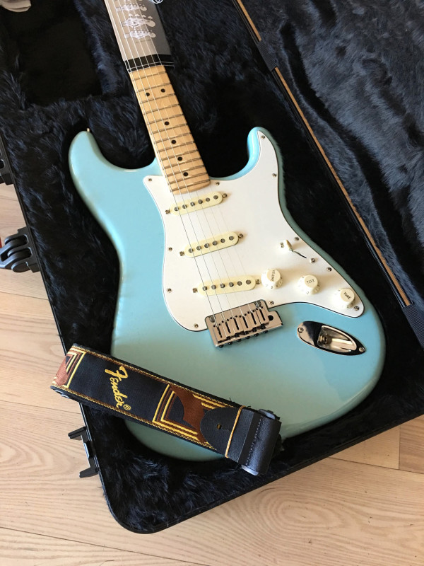 Fender\'s Mod Shop: Build Your Own Guitar - Design Milk