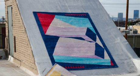 Rugs Created With A Unique Generative Process by Taidgh O'Neill