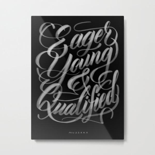 shakey-graves-metal-print