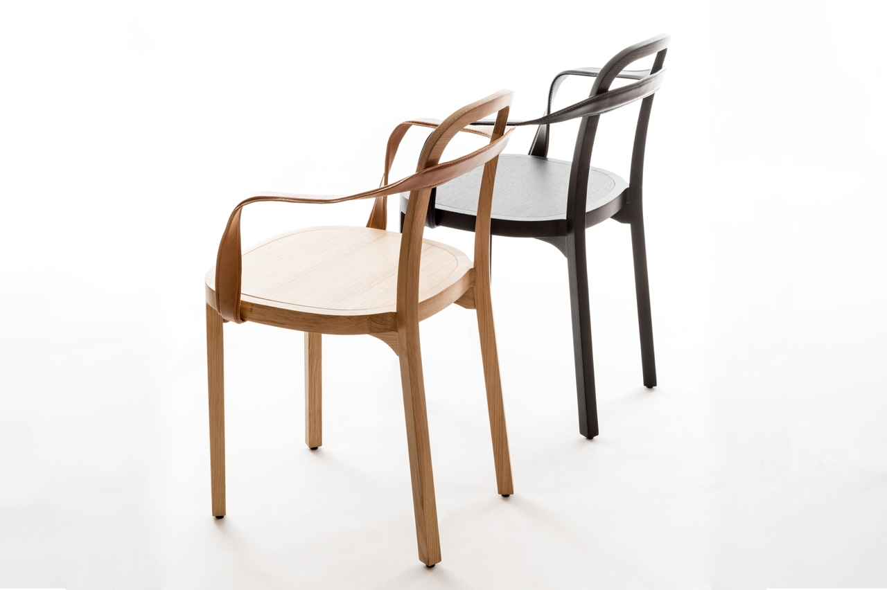 The Siro+ Chair Designed by Raffaella Mangiarotti and Ilkka Suppanen