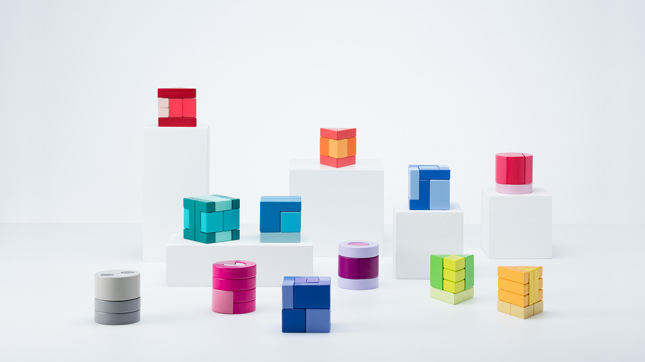 a modern toy block collection by monogoto  design milk - a modern toy block collection by monogoto