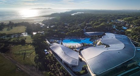 An Eco-Friendly Resort in Idyllic Byron Bay, Australia