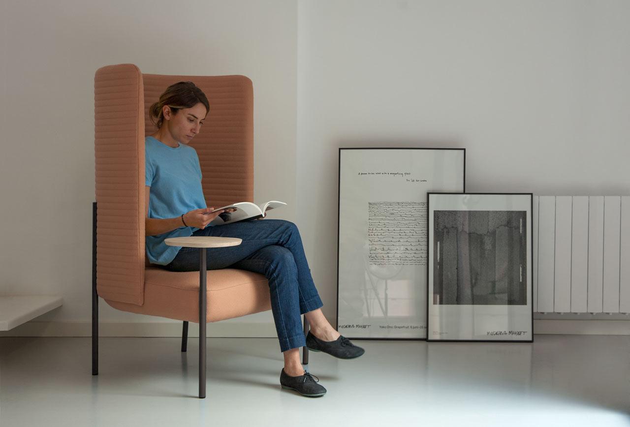Ara Armchair by PerezOchando for Missana