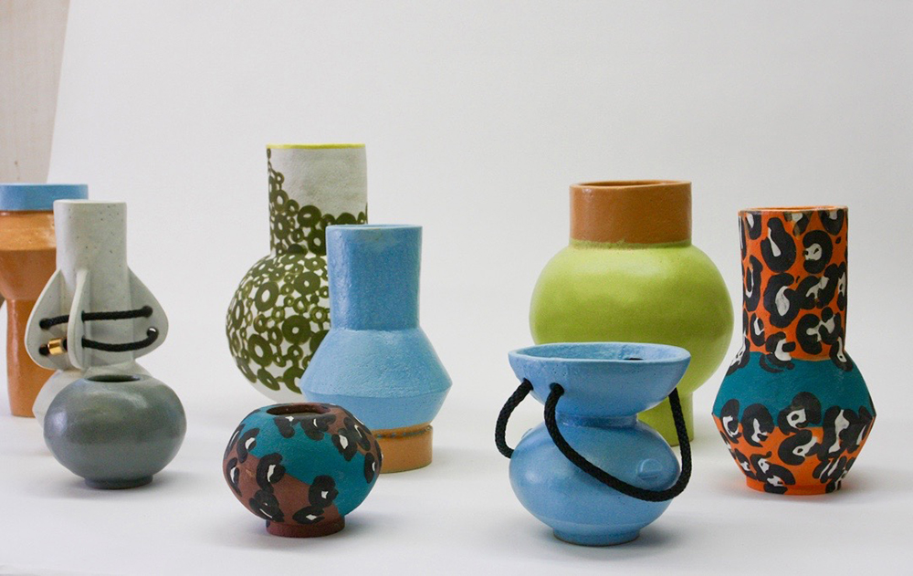 Ceramics Inspired By Fashion from Bari Ziperstein