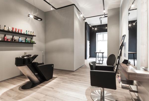 A Minimalist Hair Salon In D 252 Sseldorf Design Milk