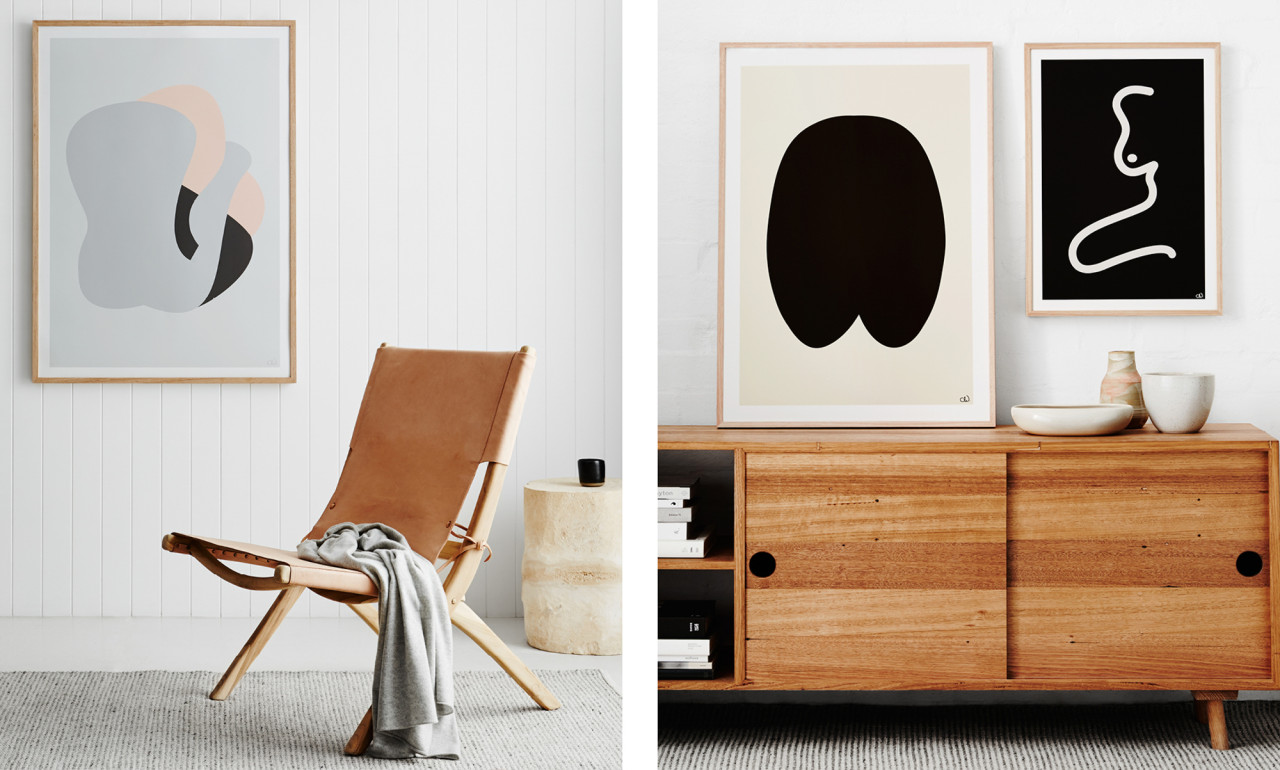 The Nude Collection by Caroline Walls