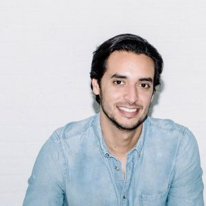 Friday Five with Andrés Modak
