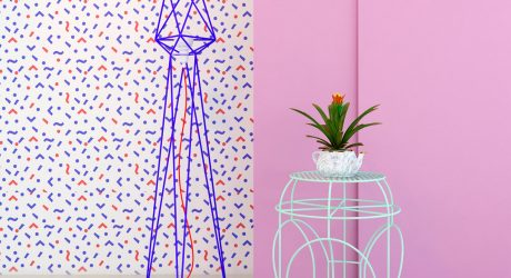 Geometric Lamps That Are Totally Exposed