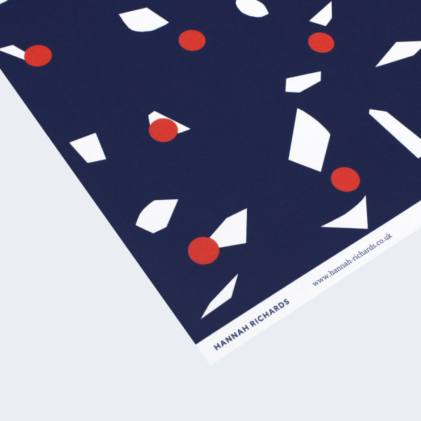 Hannah-Richards-7-Parade-wrapping-paper-blue